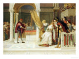 The Merchant of Venice Giclee Print by Alexandre Cabanel