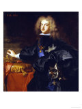 Portrait of King Philip V of Spain (1683-1746) Giclee Print by Hyacinthe Rigauld