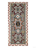 A Navajo Regional Rug Giclee Print