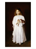 A Portrait of Dorothy Prints by Edwin Harris