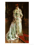 The New Dress Giclee Print by Fernand Toussaint