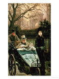 The Convalescent Prints by James Tissot