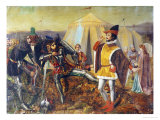 The Dauphin of France Giclee Print by Walter Howell Deverell