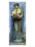 O Holy Night: From Thee I Learn to Bear What Man Has Borne Before!, 1897-98 Giclee Print by Henry Raymod Thompson
