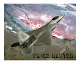 FA-22 Raptor Photographic Print by Kevin Oke