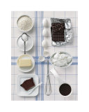Chocolate Cake Prints by Camille Soulayrol