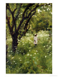 The Orchard Art by Thomas Cooper Gotch