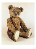 A Very Rare Large Cinnamon Bear, 1907 Giclée-Druck von  Steiff
