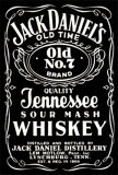 Jack Daniels Magnet