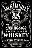 Jack Daniels Magnet