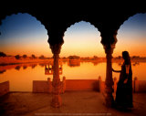 Fort Jaisalmer, Rajasthan Prints by Peter Adams