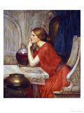 Circe Giclee Print by John William Waterhouse