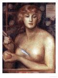 Venus Verticordia Posters by Dante Gabriel Rossetti