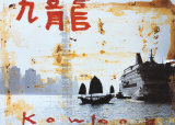 Kowloon Posters by Tony Soulie