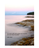 Inspirational Ocean Photographic Print by Kevin Oke