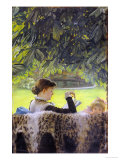 Quiet Giclee Print by James Tissot