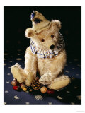 "A Rare Steiff ""Teddy Clown"" Bear, circa 1926 Giclee Print by  Steiff"