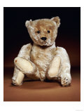 A Steiff Clockwork Somersault Teddy Bear, circa 1908 Giclee Print by Steiff 