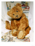 A Cinnamon Steiff Teddy Bear, circa 1905 Giclee Print by Steiff 