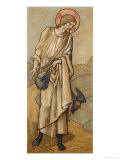 The Sower: a Design for Stained Glass at Brighouse, Yorkshire, 1896 Art by Edward Burne-Jones