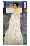 Portrait of Margaret Stonborough-Wittgenstein Lámina giclée por Gustav Klimt
