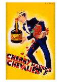 Cherry Brandy Giclee Print