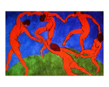 Dance, 1911 Giclee Print by Henri Matisse