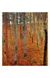 Beach Forest Giclee Print by Gustav Klimt