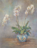 Orchid Heirloom II Prints by Lily Chang