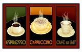 Gourmet Coffee Giclee Print