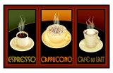 Gourmet Coffee Giclee Print