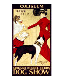 Dog Show Giclee Print