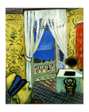 Still Life with Violin Case Impression giclée par Henri Matisse