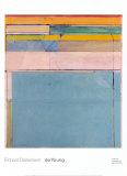 オーシャン・パーク116, 1979 高品質プリント : リチャード・ディーベンコーン