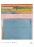 Ocean Park 116, 1979 Print by Richard Diebenkorn