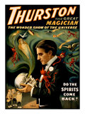 Thurston the Great Magician Giclee Print