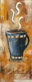 Latte Prints by Tara Gamel