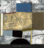 Steven Webb - Shifting Forms Plakát