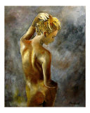 Nude 100 Giclee Print by Pol Ledent