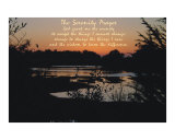 Serenity Prayer Photographic Print by Scott Kuehn