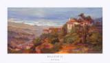 Hilltop II Art by Rick Delanty