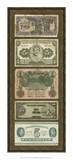 Foreign Currency Panel I Giclee Print