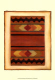 Rio Grande Weaving II Prints by Chariklia Zarris