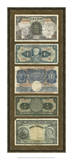 Foreign Currency Panel II Giclee Print