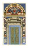 Venetian Door II Giclee Print