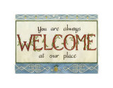 Welcome Prints by Tara Friel