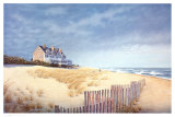 Beach House Prints by Daniel Pollera
