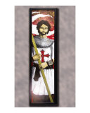 The Knight Templar Giclee Print by Asereht Orecul