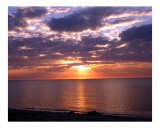 Beach Sunset Photographic Print by Christopher Pearson