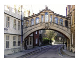 English Bridge of Sighs Photographic Print by Meesha Marie